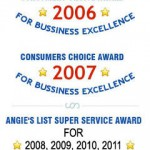 awards for sprinkler business