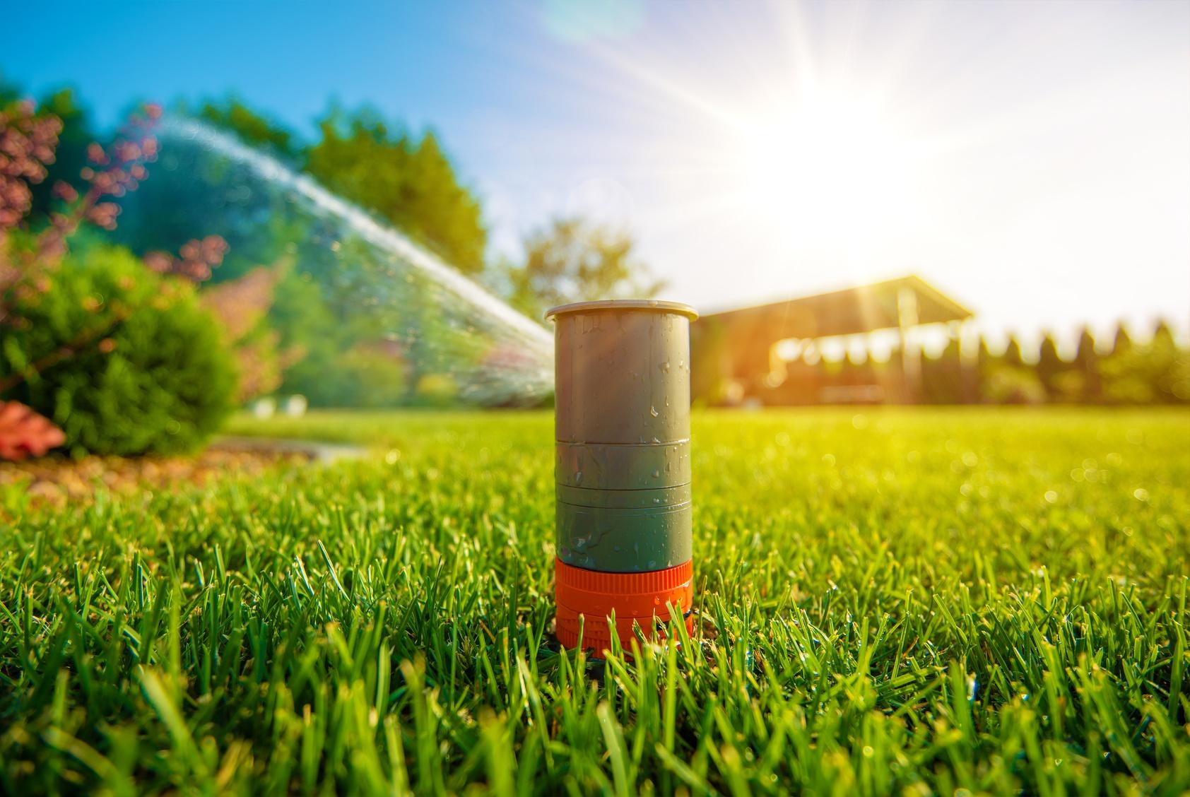 Sprinkler System Service : Sprinkler repair plano tx aquamax systems